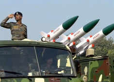 Republic Day Parade 2020: India showcases its military might with advanced weaponary system
