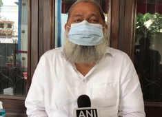 There is hidden agenda in farmers protest: Anil Vij