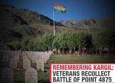 Remembering Kargil: Veterans recollect Battle of Point 4875