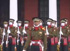 Watch: Indian Military Academy (IMA) conducts passing out parade for cadets in Dehradun