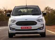 Autocar show: 2019 Ford Figo Facelift first drive review