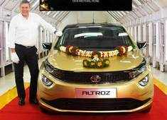 Tata Motors rolls out premium hatchback Altroz: 7 features