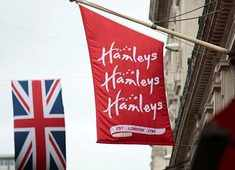 Reliance Industries buys British toy-retailer Hamleys