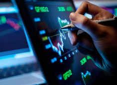 Sensex gains 240 points, Nifty tops 15,800; IOB jumps 13%