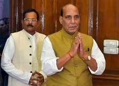 Rajnath Singh to visit Siachen on Monday, first as Defence Minister