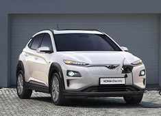 Hyundai Kona: India's 'First Fully Electric SUV' at Rs 25.3 lakh launched