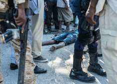 Haiti prison breakout left several dead as 400 inmates escaped