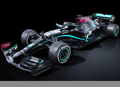 Mercedes to run black-liveried cars to stand against racism