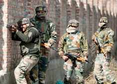 One Jaish terrorist killed after clashes broke out in Baramulla, J&K