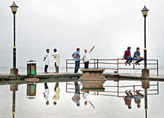 Rain spotting: Glimpses of downpour in India