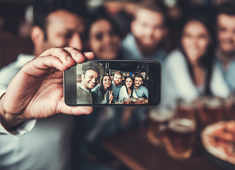 Global addiction: Selfie facts and moments from around the world