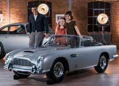 Aston Martin DB5 Junior: The most famous car in the world just got redesigned for kids