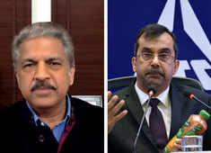Demand is roaring back?  Anand Mahindra, ITC's top boss Sanjiv Puri say so