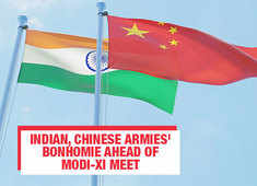 Wuhan Spirit ahead of Summit: Indian, Chinese armies' bonhomie ahead of Modi-Xi meet