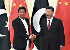 China allegedly gives military training in Pakistan; small arms training camp set up in PoK