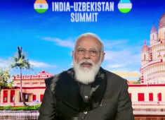India, Uzbekistan stand together against terrorism: PM Narendra Modi