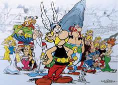 Remembering Asterix co-creator and illustrator Albert Uderzo