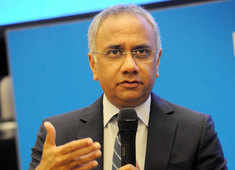 US elections hasn't had impact on deals: Infosys CEO Salil Parekh