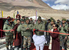 Siachen, your next vacation spot!