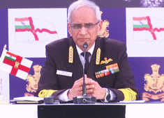 India battling coronavirus, security challenges simultaneously: Navy Chief