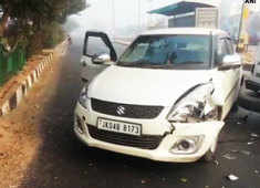 5 arrested after encounter in Delhi's Shakarpur area; police probing terror links