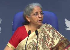 Order on small savings interest rate cuts withdrawn: FM Nirmala Sitharaman