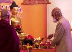 Asadha Poornima: President Ram Nath Kovind inaugurates celebrations organised by IBC