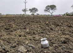 Using AI, ML to predict drought