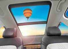 Top 5 options to consider if you're buying an SUV with a sunroof in India