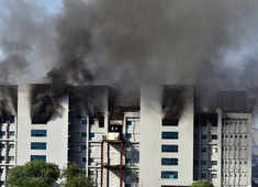 Serum Institute fire: Pune Mayor confirms 5 deaths; Covishield facility unaffected