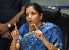 India's PCB had 'Worst Phase' under Manmohan Singh, Raghuram Rajan:  Nirmala Sitharaman