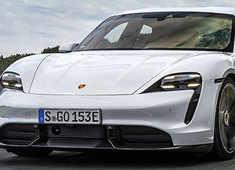 Autocar Show: Porsche Taycan Turbo S first drive review