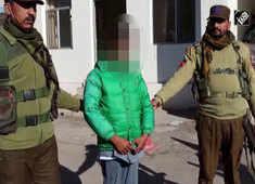J-K: 14-year-old Pak national apprehended in Poonch