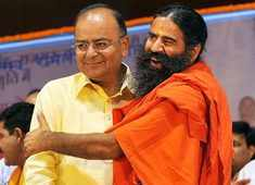 Arun Jaitley's 'untimely' demise an irreparable loss for nation: Baba Ramdev