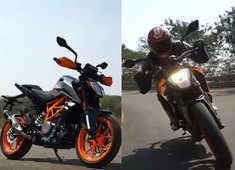 First Ride review: 2020 KTM 200 Duke & 390 Duke BS6