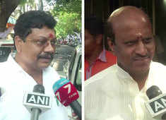 Puducherry floor test: 2 more MLAs submit their resignation to Speaker; govt's strength drops to 12