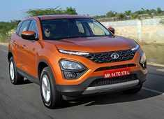 Autocar Show: 2019 Tata Harrier full review