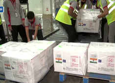 India dispatches one lakh doses of Covishield to Maldives