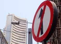 Sensex, Nifty down over 1%; financials lead the sell-off