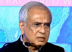 Global trade scenario in a mess & we have to live with it, says Dr Rajiv Kumar| ET GBS 2020