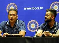 Ravi Shastri wins 'close race' to continue as India's head coach