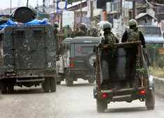 Anantnag encounter: Two terrorists killed, 3 soldiers injured