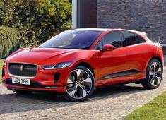 Jaguar Land Rover India launches its fully electric SUV Jaguar I-PACE for Rs 1.05 crore