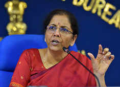 Union Finance Minister Nirmala Sitharaman to meet PSU Bank Chiefs today