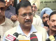I have interacted with those vaccinated, experts say vaccines safe: Arvind Kejriwal