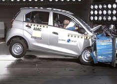 Watch: Indian cars among top performers in Global NCAP's crash test