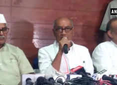 BJP office bearers were caught spying for ISI, claims Digvijaya Singh
