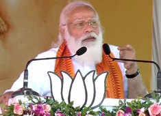 PM Modi in Puducherry: India rejecting Congress' feudal culture, dynasty, patronage politics