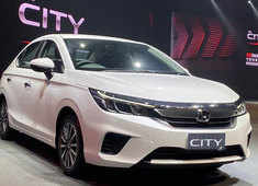 Autocar Show: 2020 Honda City first look preview