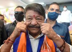 BJP won't project CM face in West Bengal elections: Kailash Vijayvargiya